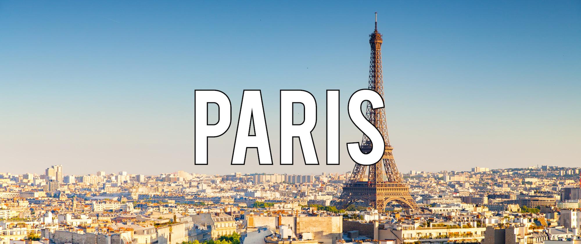 Voyage City Guide Paris