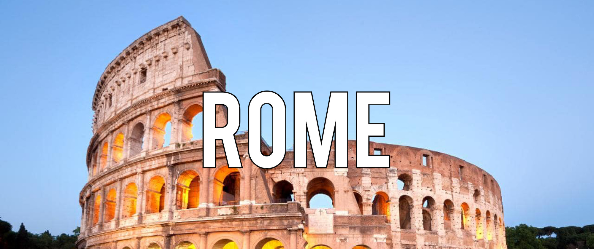 Voyage City Guide Rome