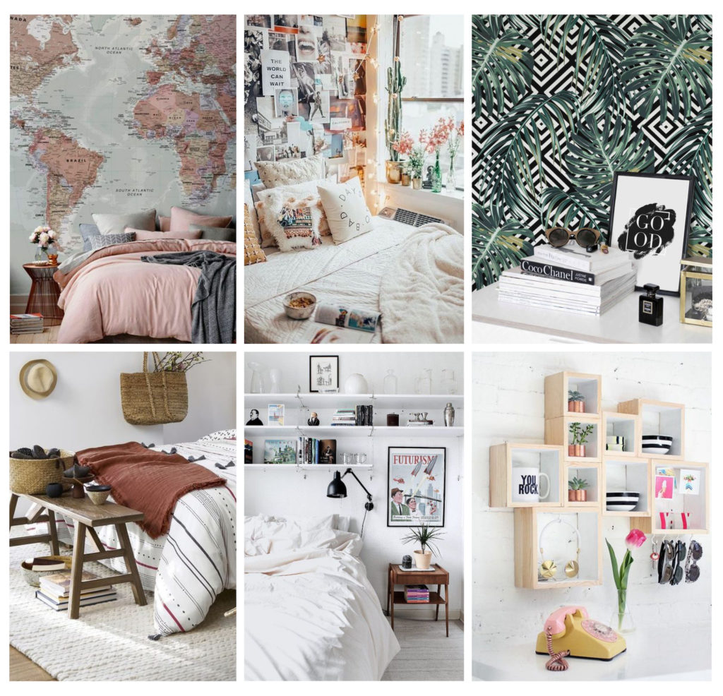 Inspirations déco chambre accessoires - The Bright Side