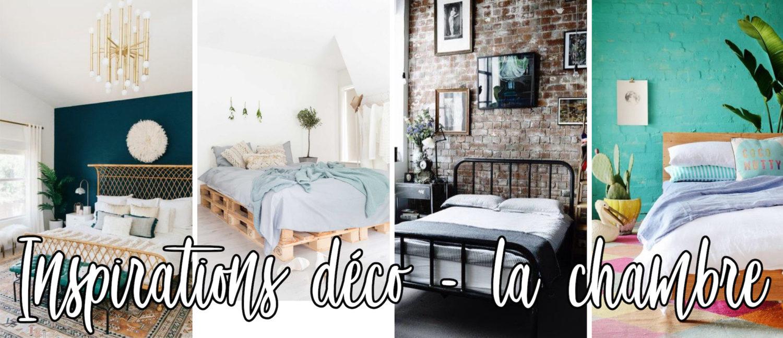 Mes inspirations déco pour une chambre tendance et reposante !