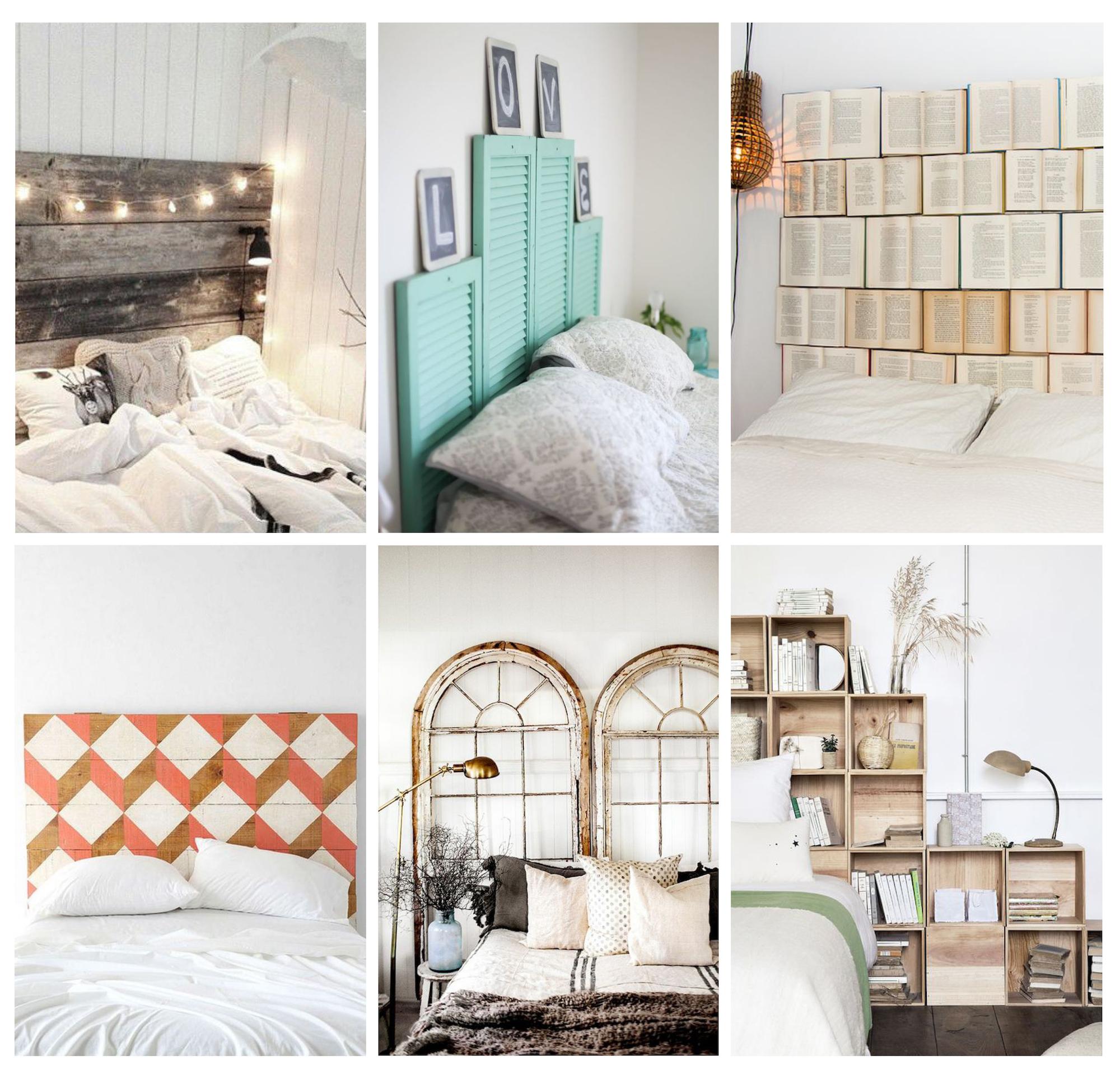 Inspirations déco chambre tête de lit