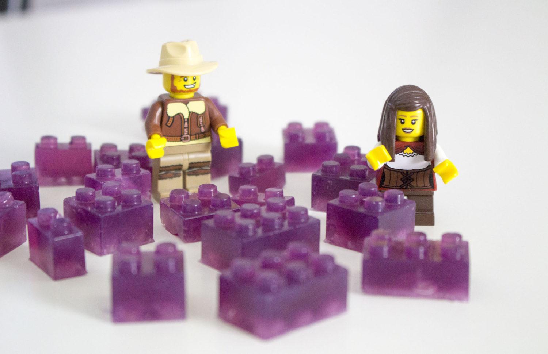 DIY Savon LEGO