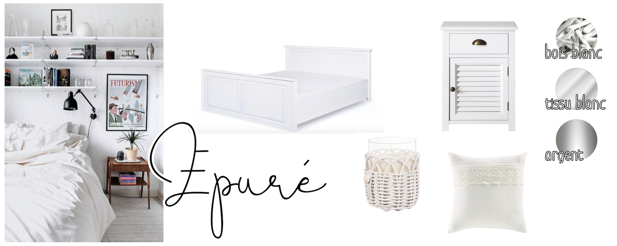 Style inspirations déco chambre