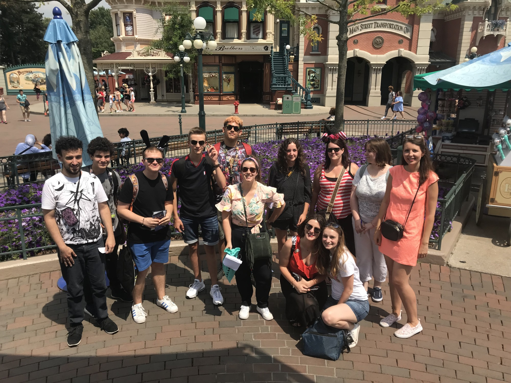 Course d'orientation - Quizz à Disneyland Paris
