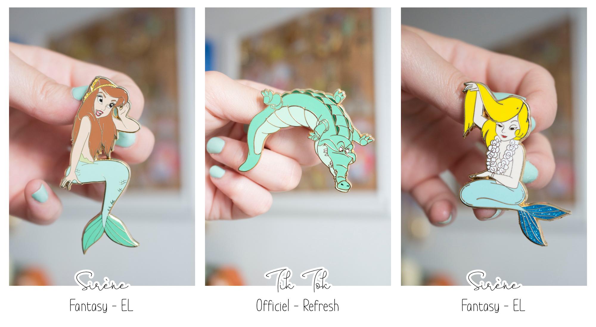 Pins Disney Peter Pan