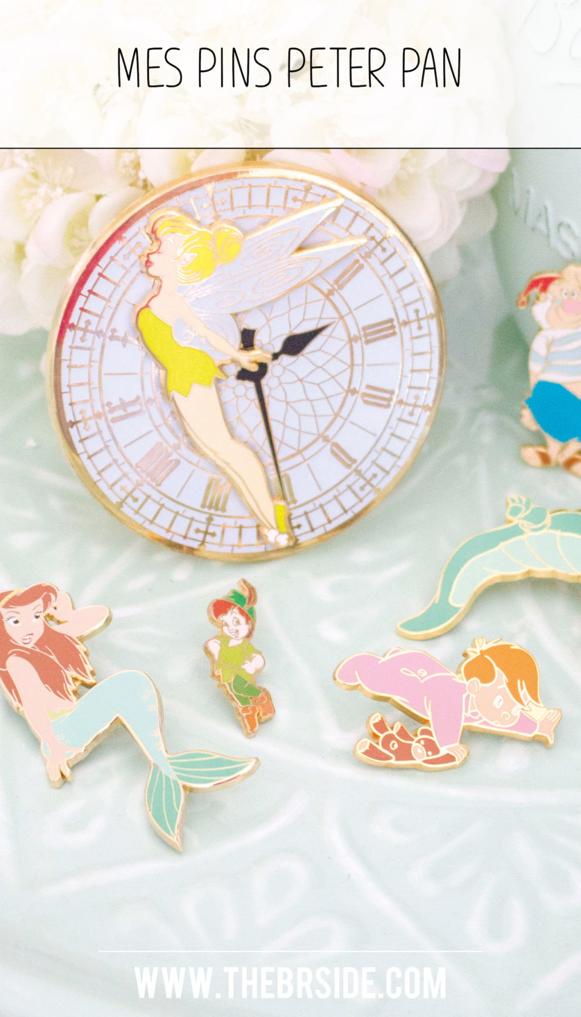 Pins Disney Peter Pan