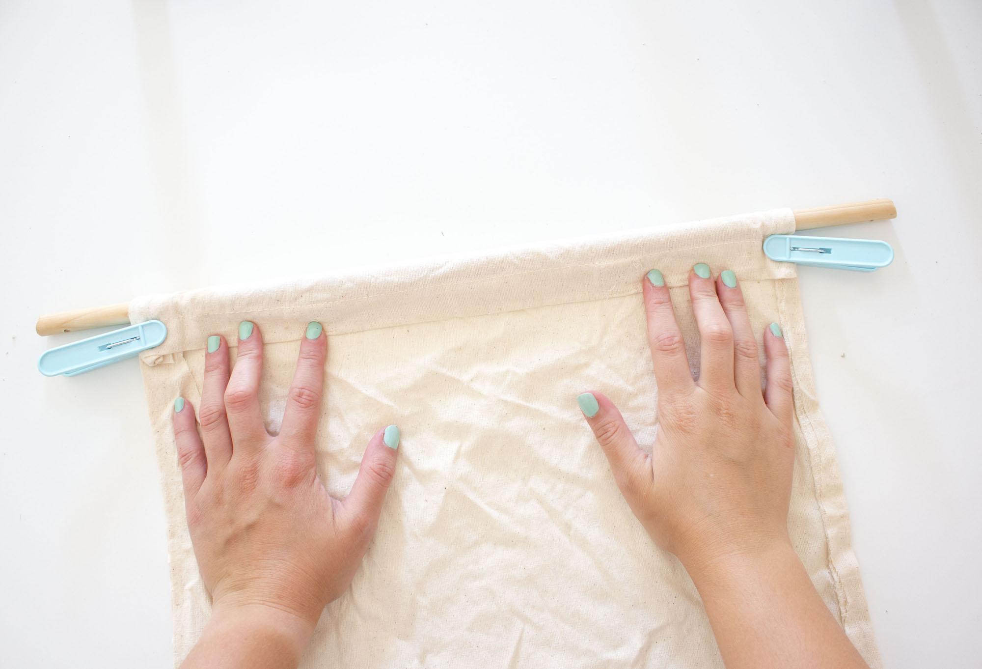 DIY RANGEMENT PINS
