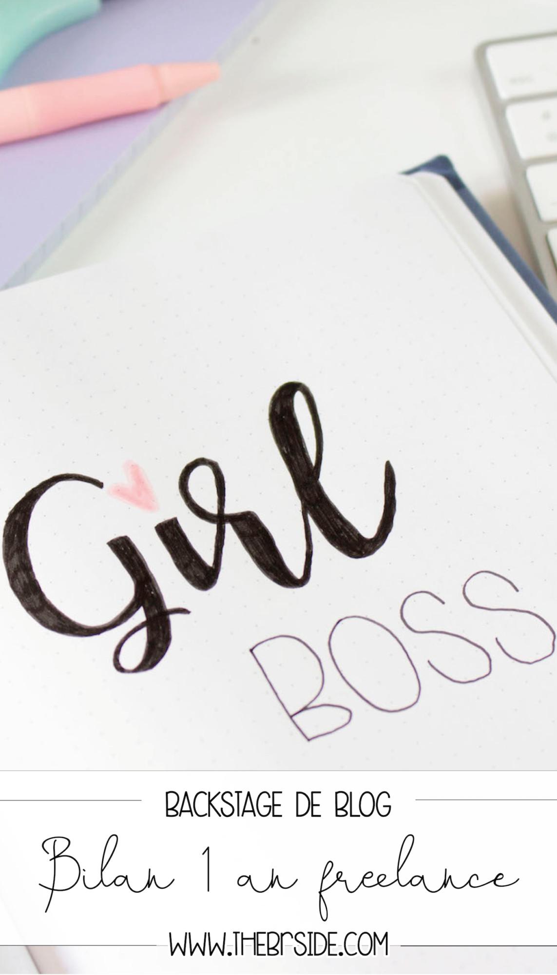Girl Boss - Freelance