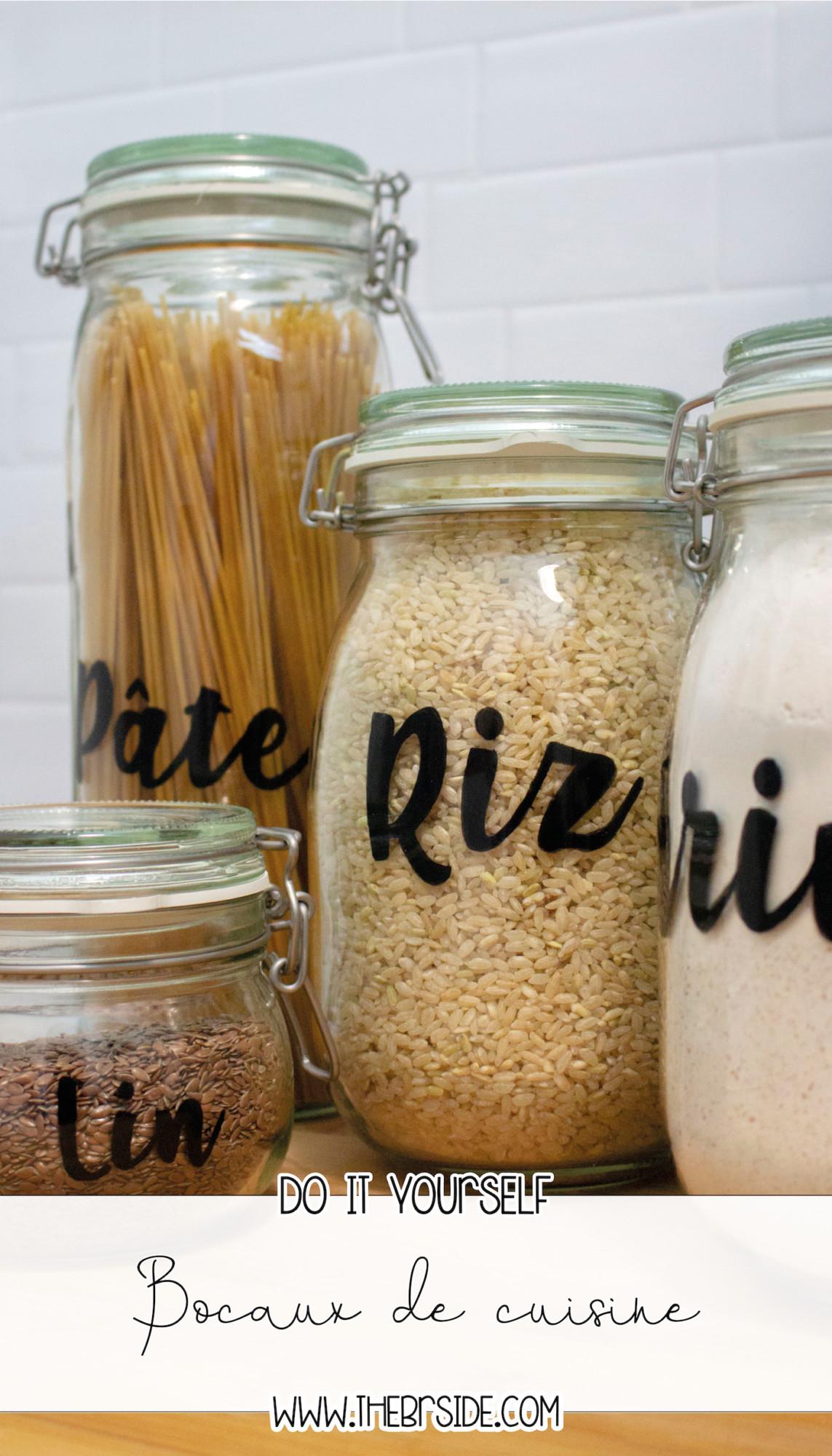 Pinterest The Bright Side - Bocaux de cuisine