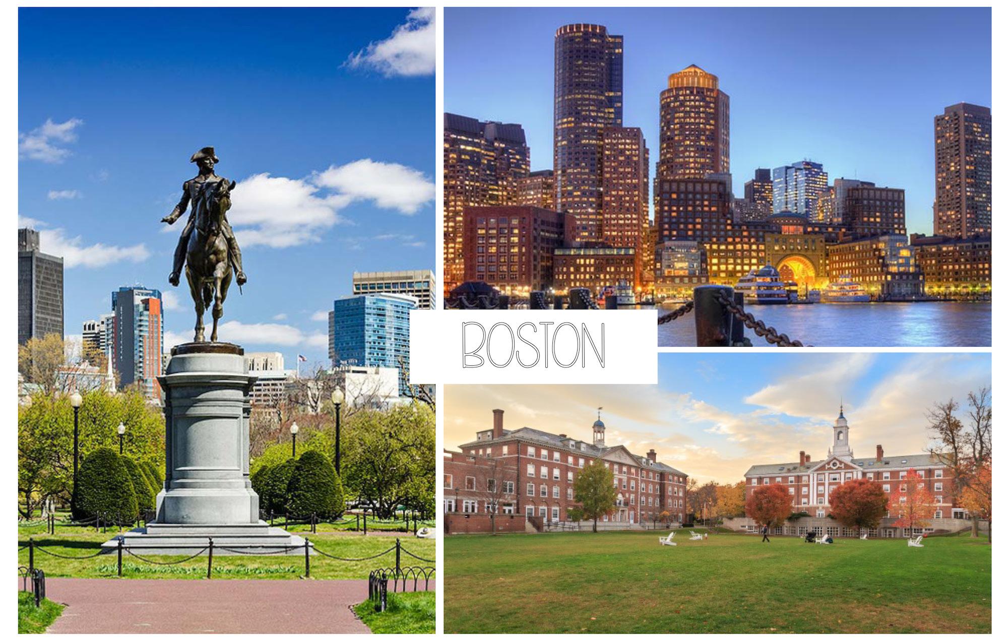 Road Trip Canada USA - Boston
