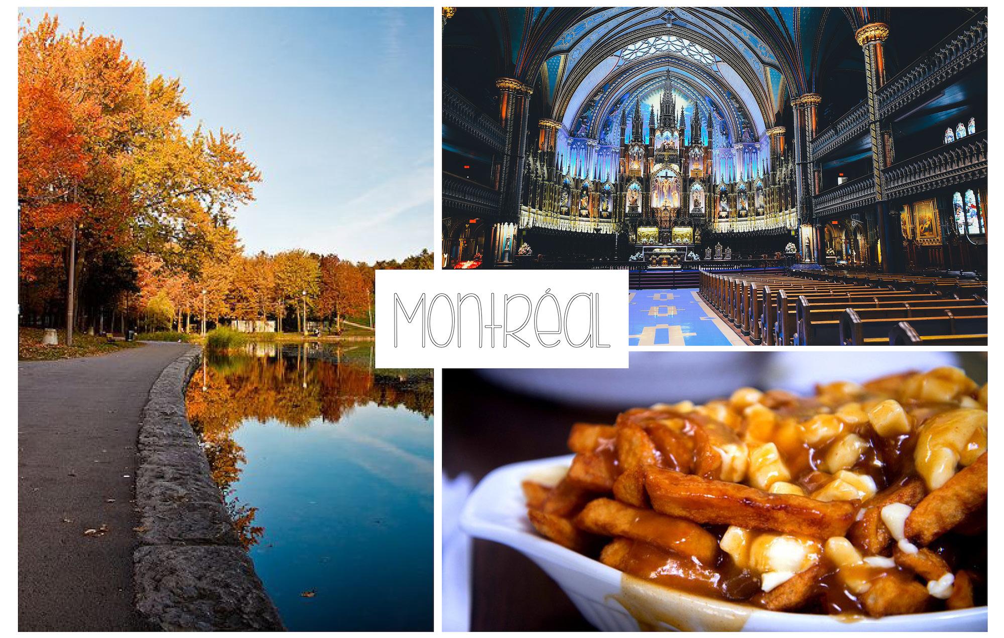 Road Trip Canada USA - Montréal