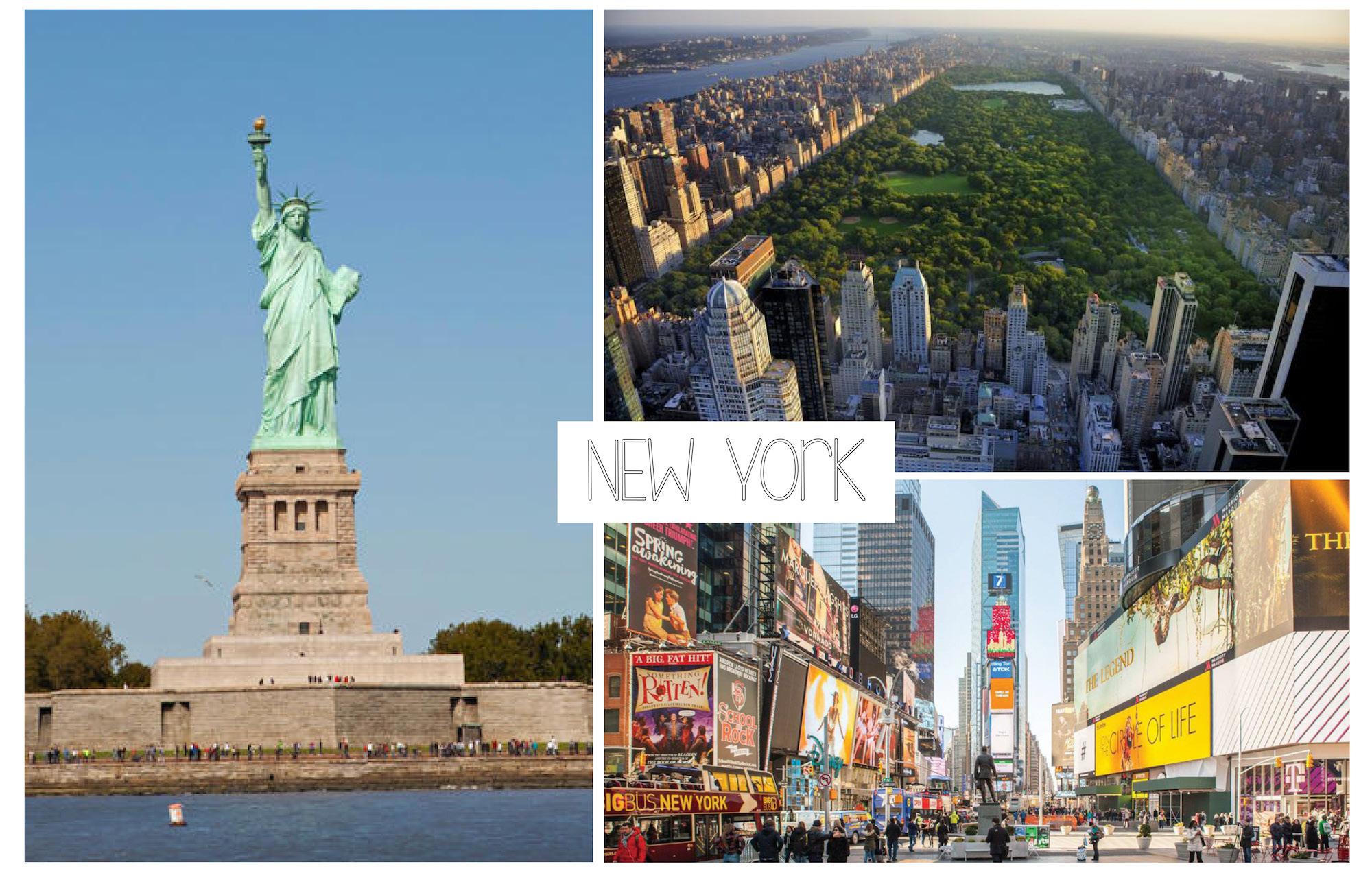 Road Trip Canada USA - New York
