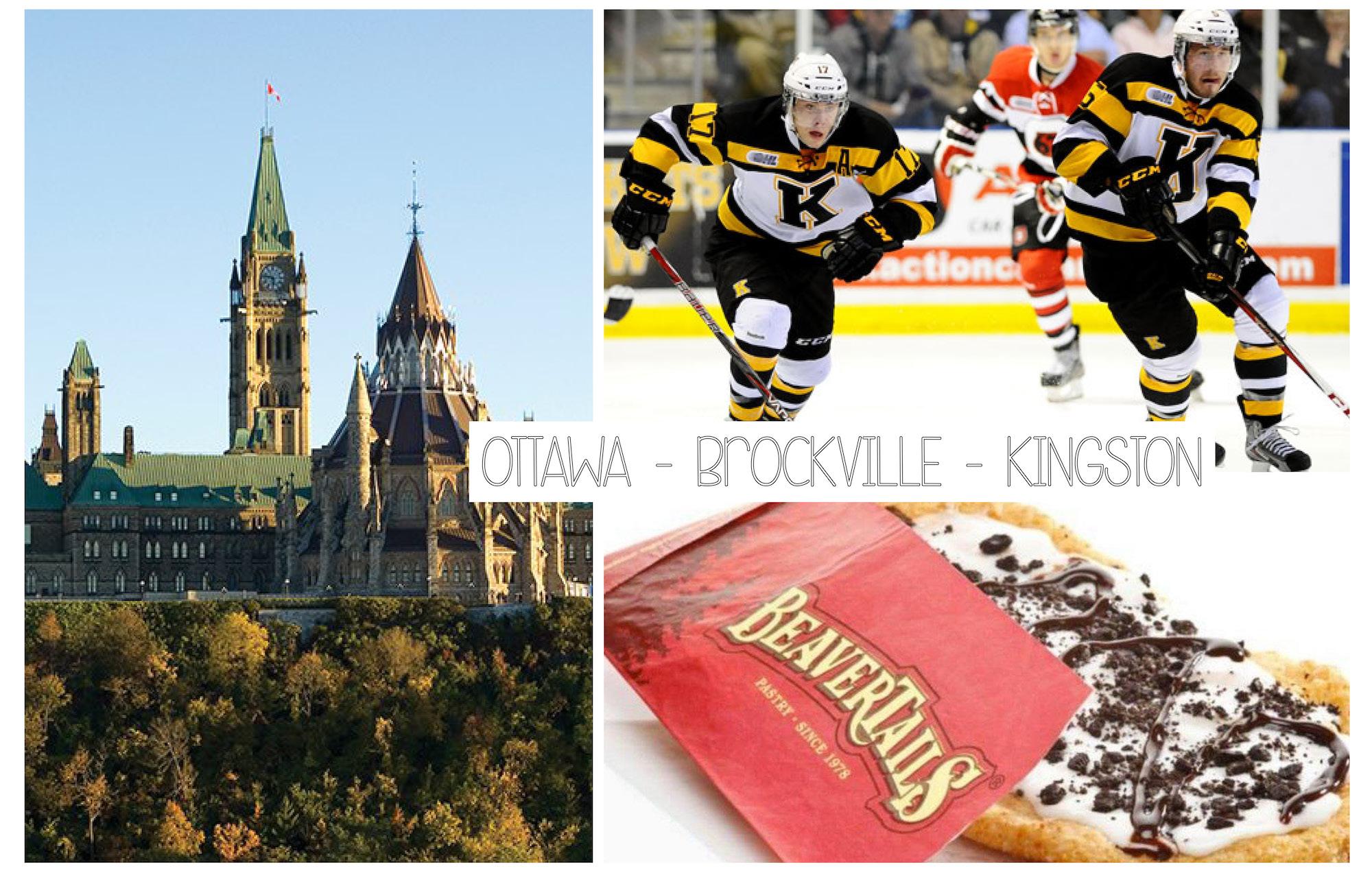 Road Trip Canada USA - Ottawa