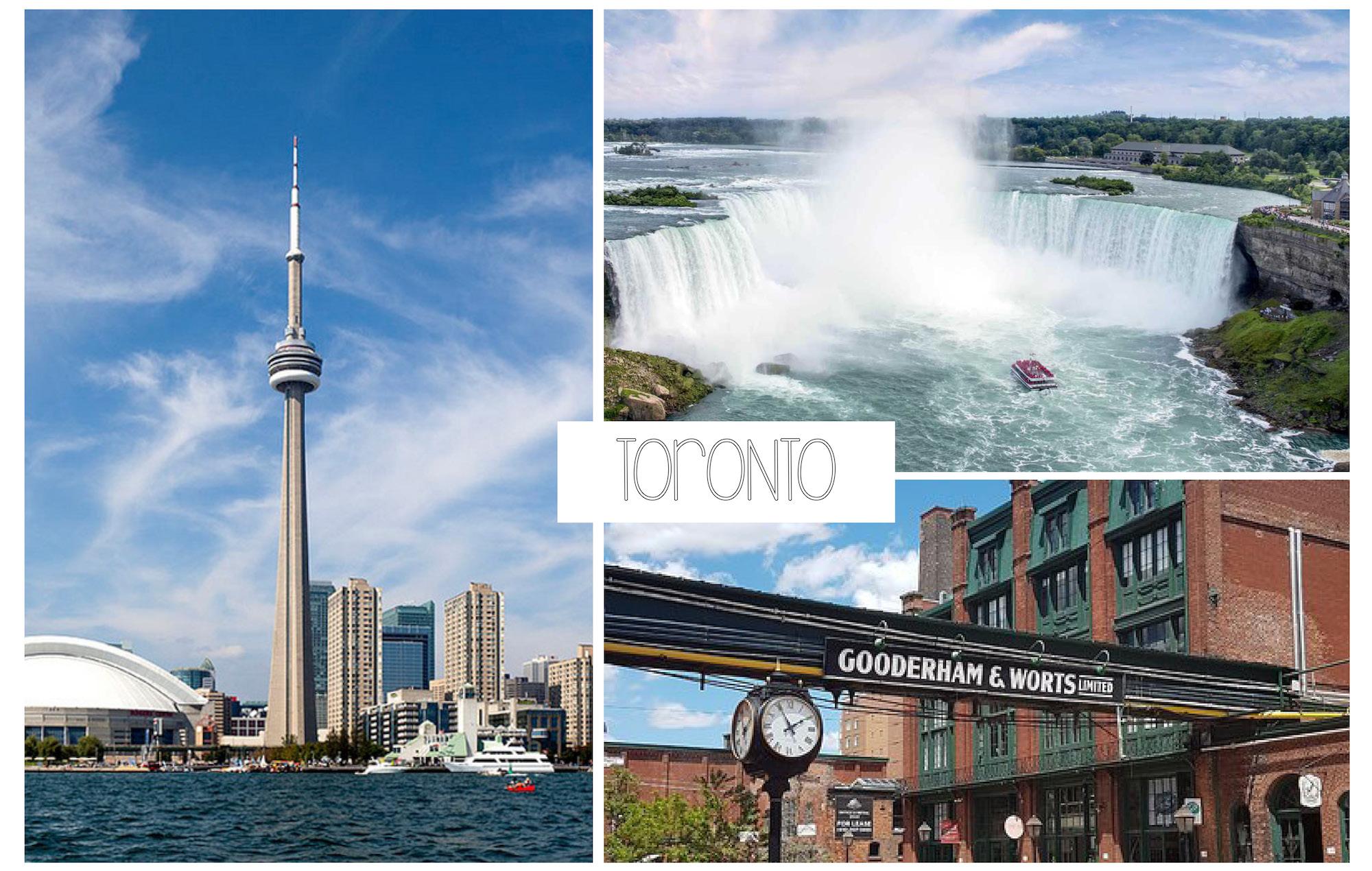Road Trip Canada USA - Toronto