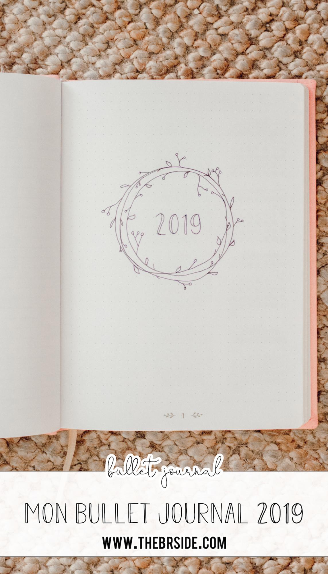 Pinterest The Bright Side - BULLET JOURNAL 2019