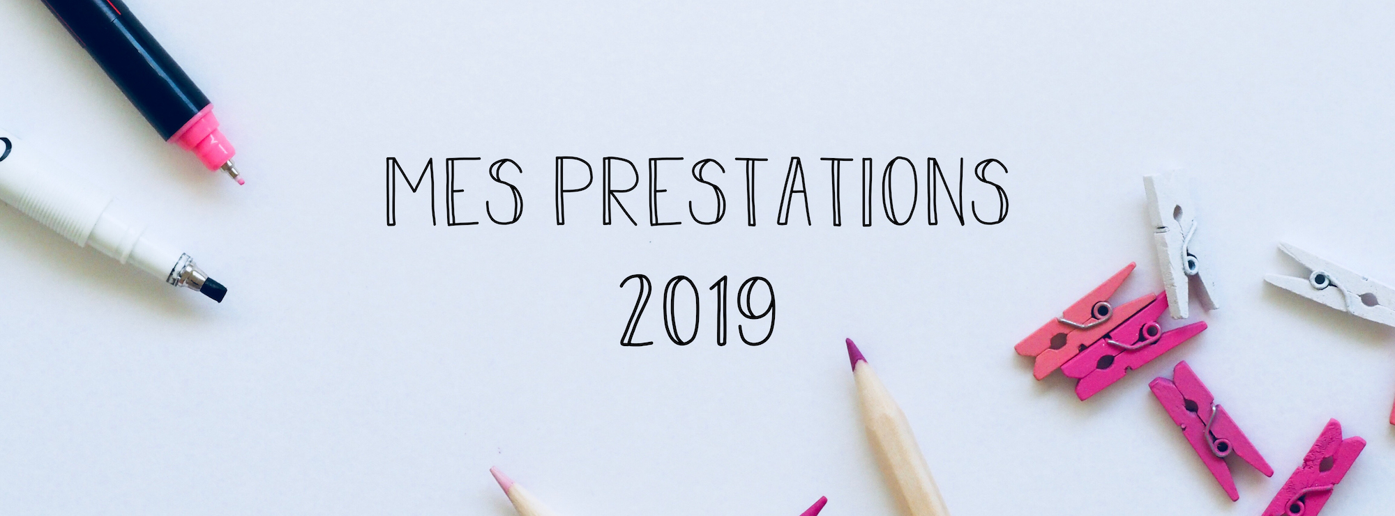 Travailler avec moi - PRESTATIONS 2019 - The Bright Side