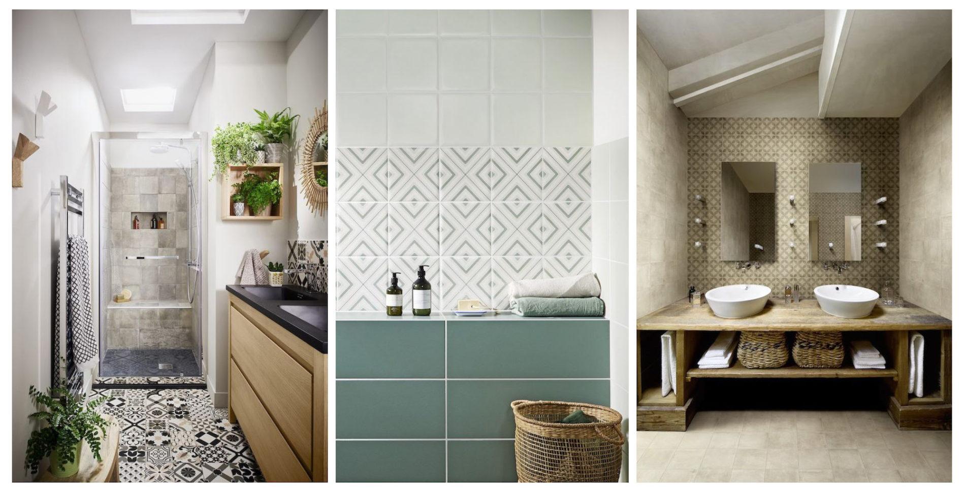 Inspirations déco Lapeyre salle de bain